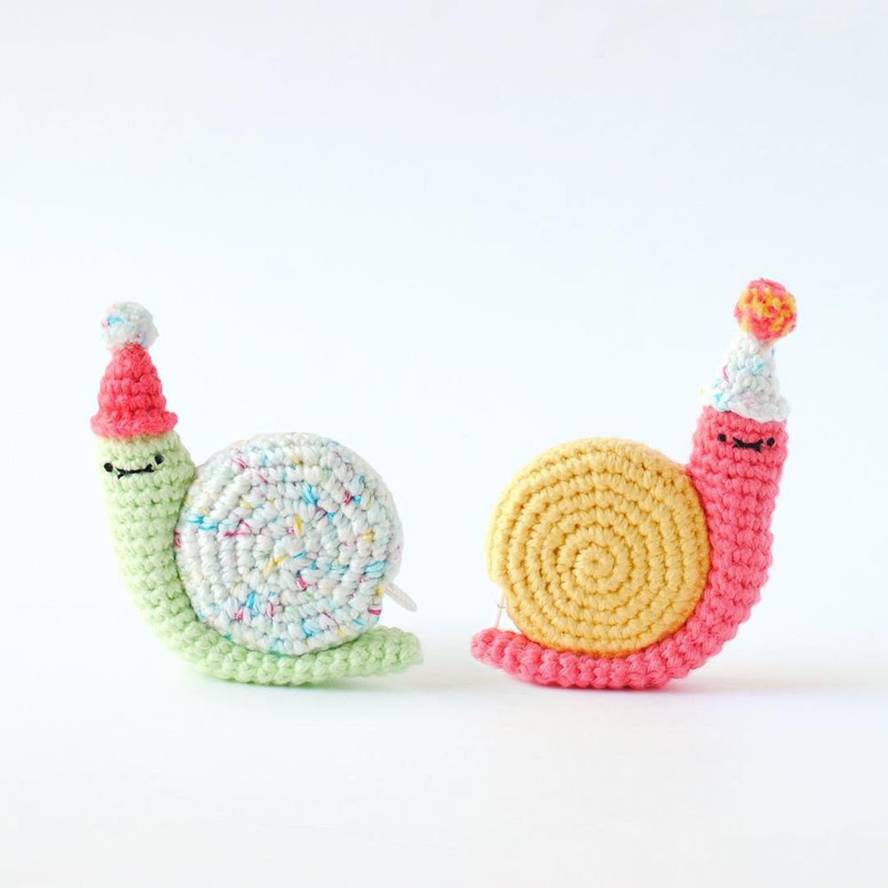 Party Snails! - image 1 - student project