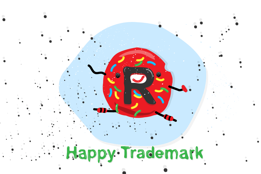 Happy Trademark - image 1 - student project