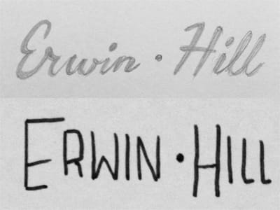 Erwin Hill - image 6 - student project