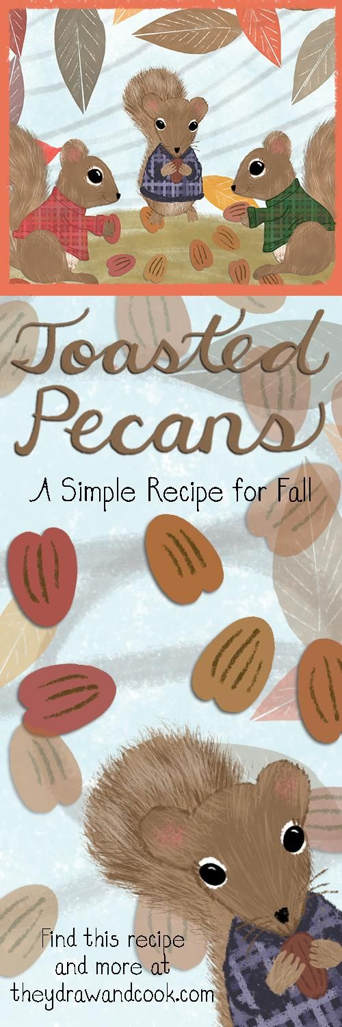 My tall pecan recipe - image 1 - student project