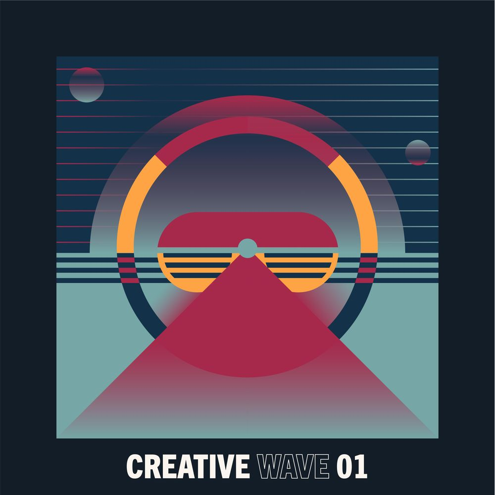 Creative wave - image 1 - student project