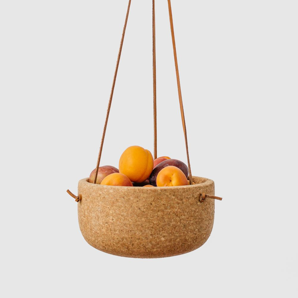 Melanie Abrantes Designs- Hanging Leather Planters - image 3 - student project