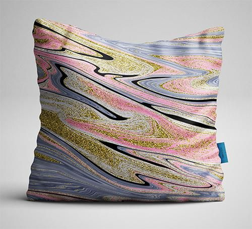 Marble Pillow - image 1 - student project