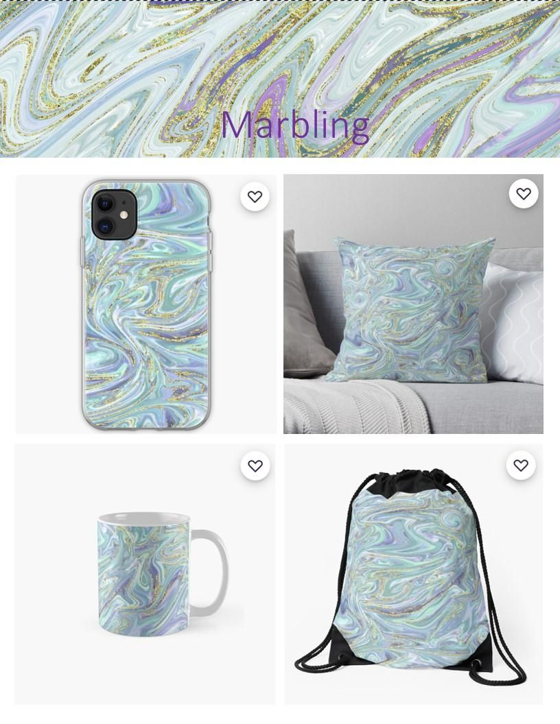 Marbling - image 3 - student project