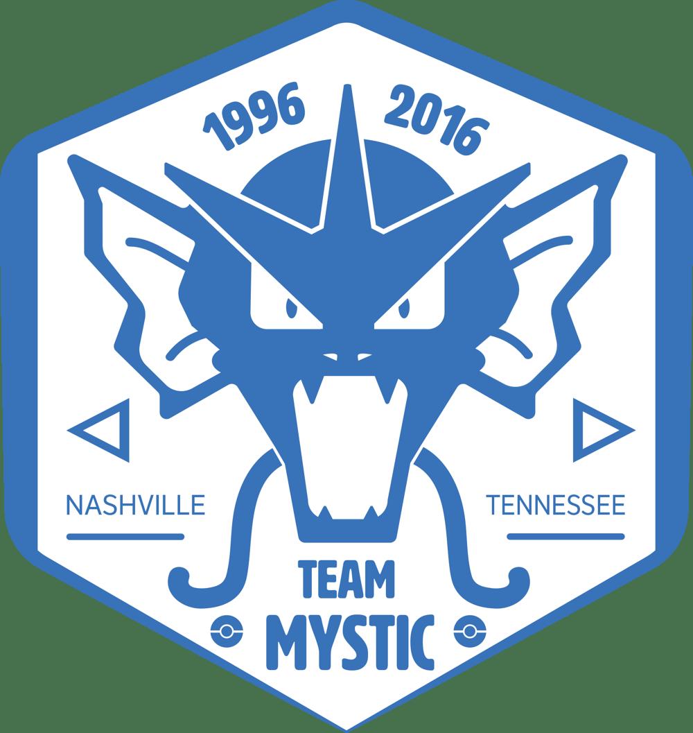 Team Mystic - Gyarados - image 2 - student project
