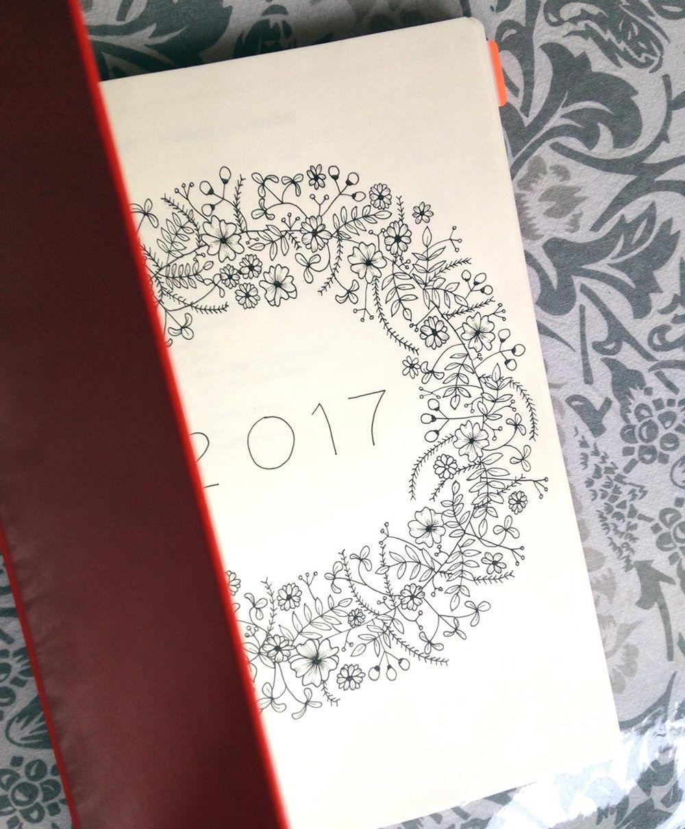 Bullet Journal Botanicals - image 1 - student project