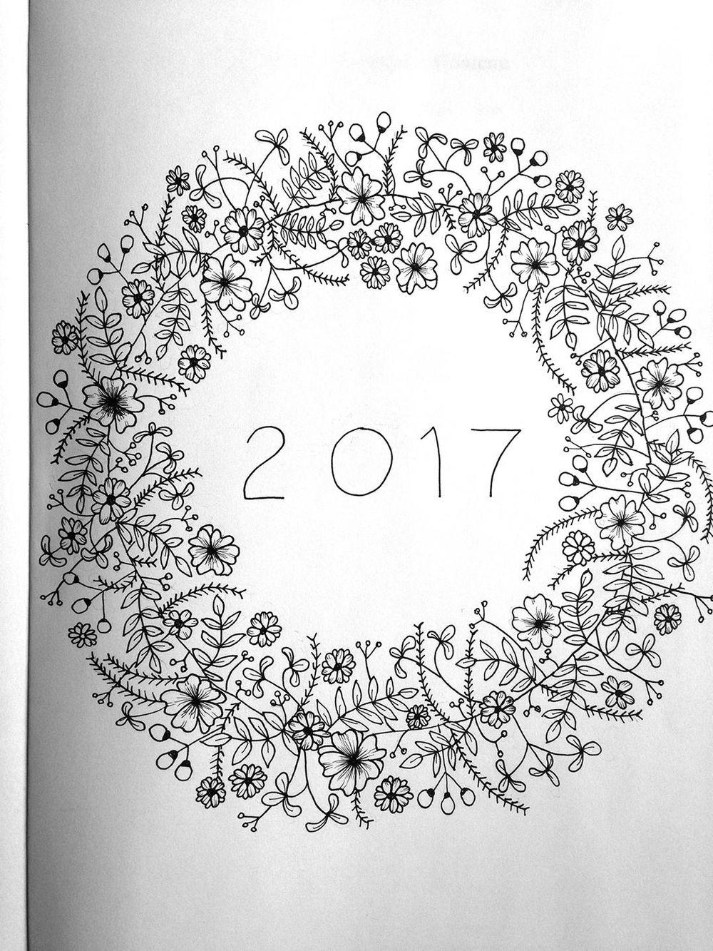 Bullet Journal Botanicals - image 2 - student project