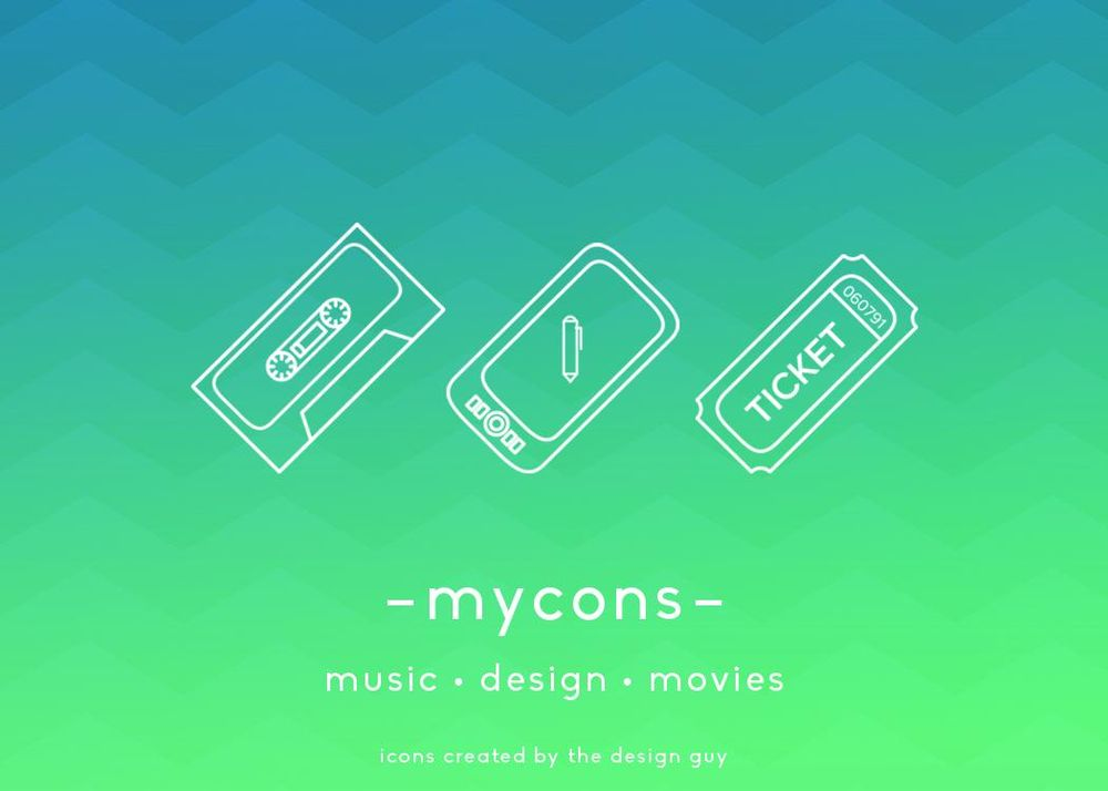 mycons - personal icons - image 4 - student project