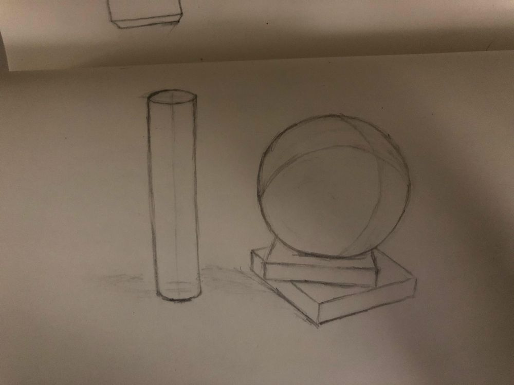 Perpective sketches - image 5 - student project