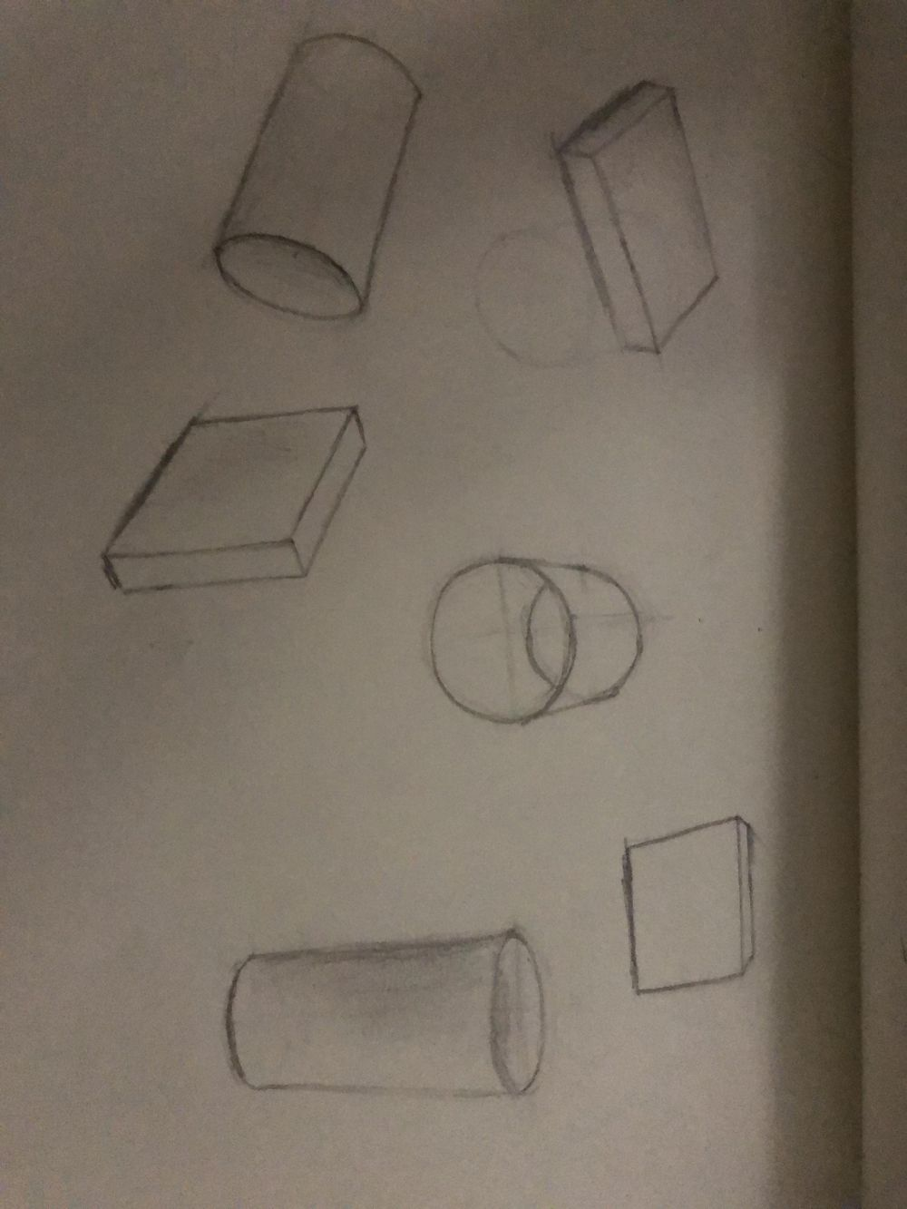 Perpective sketches - image 4 - student project