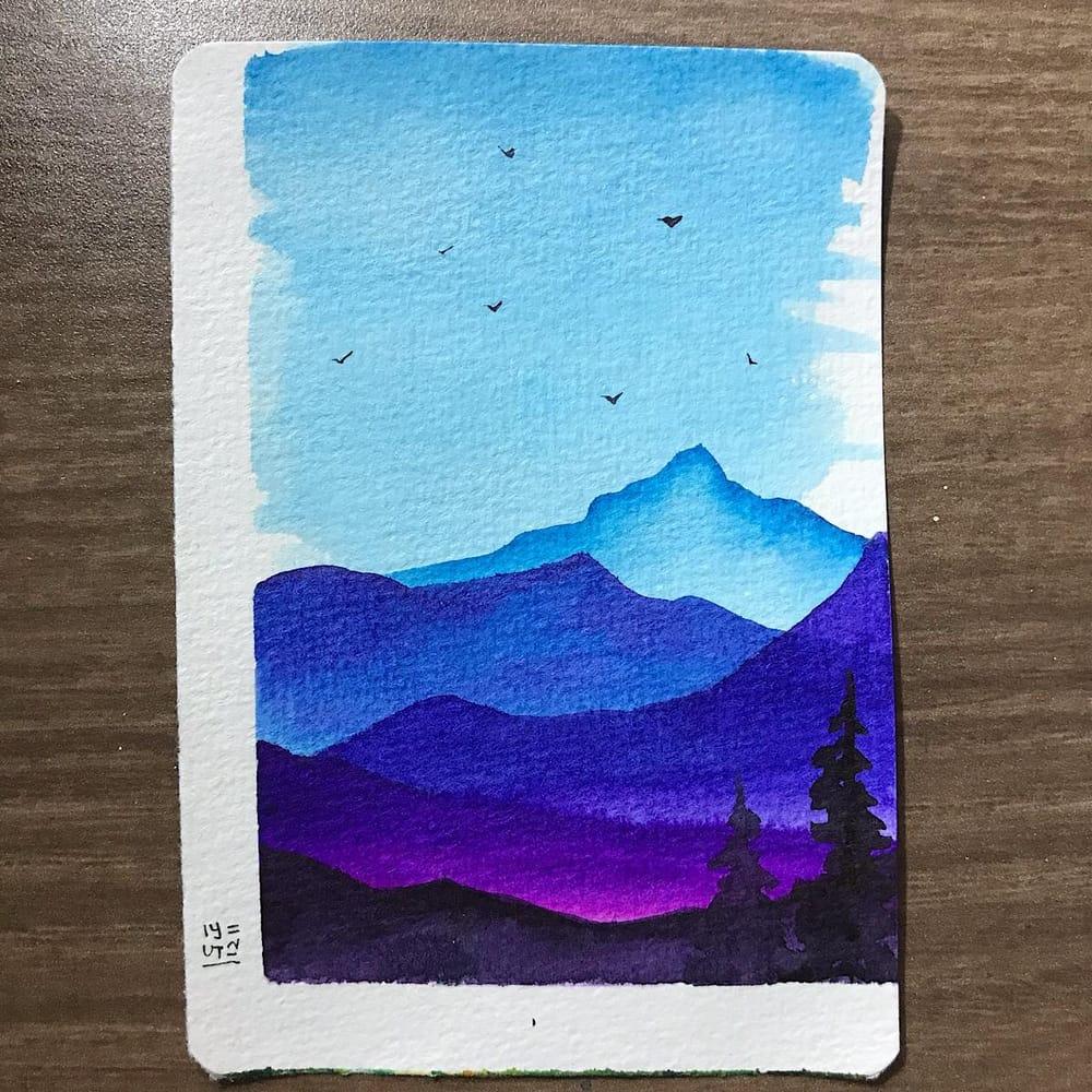 Vibrant Landscapes - image 2 - student project