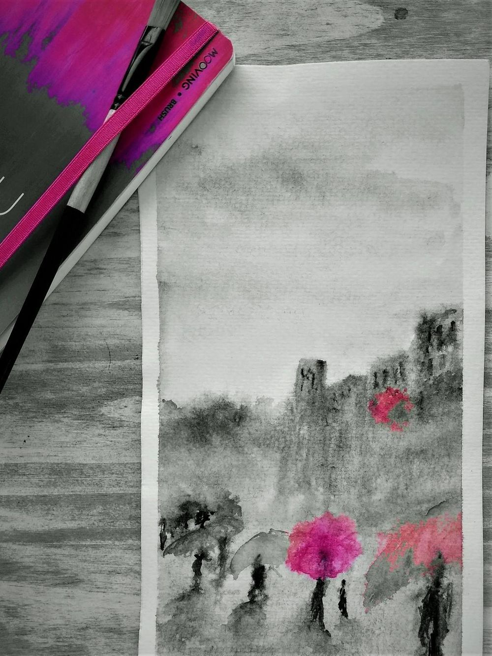 First attempts at art photography - image 6 - student project