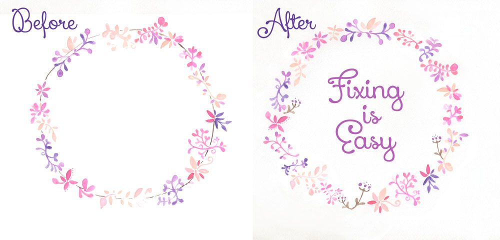 Before and After  - image 2 - student project