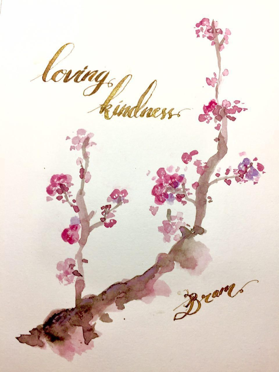 Loving Kindness  - image 2 - student project