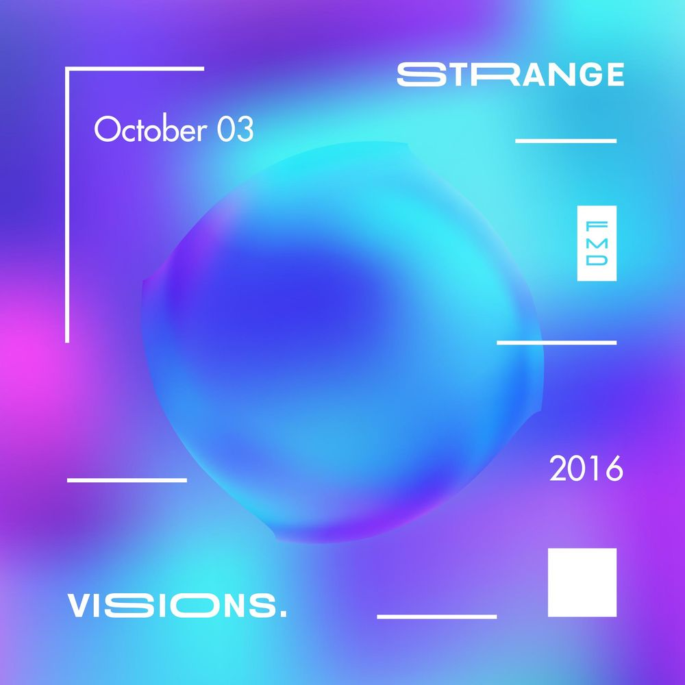 Strange Visions - image 1 - student project