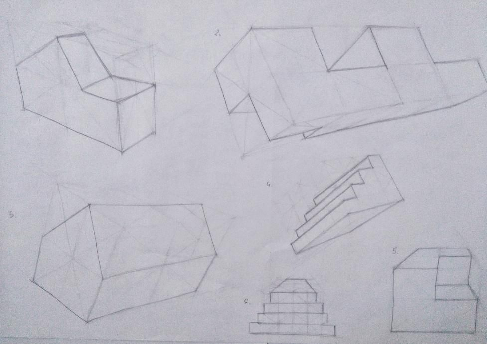 Organic Forms and Boxes - image 10 - student project