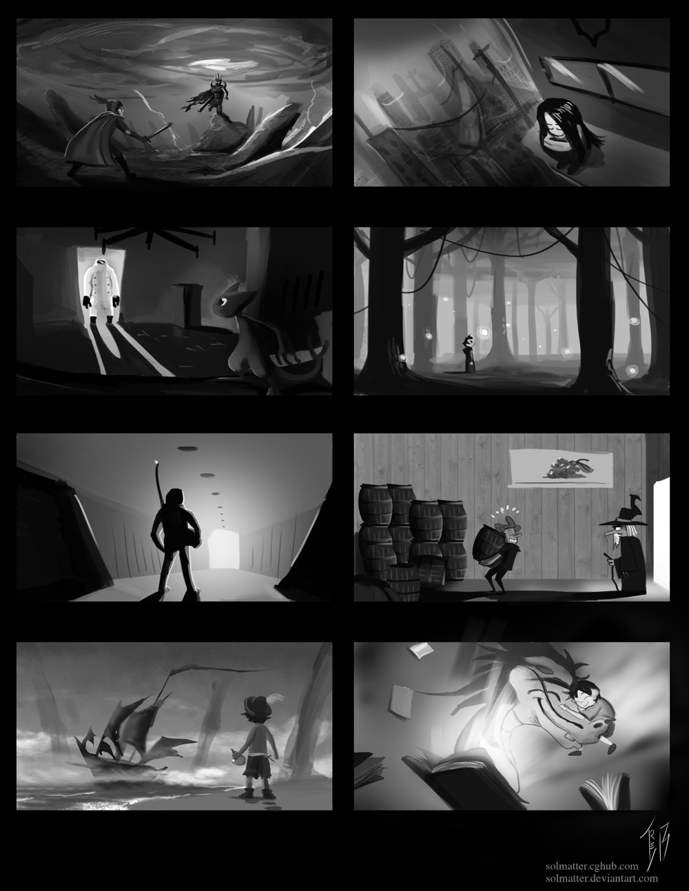Facing the Evil King (Update) - image 2 - student project