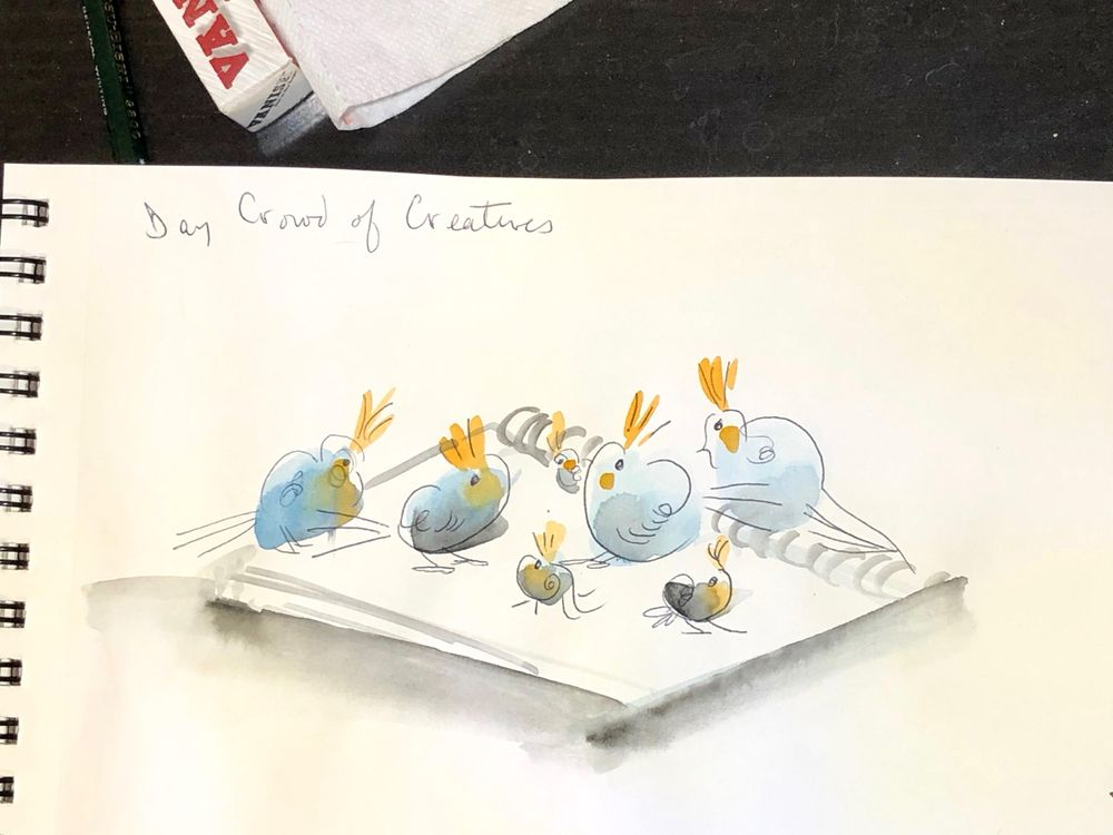 Fearless Sketchbook - image 5 - student project