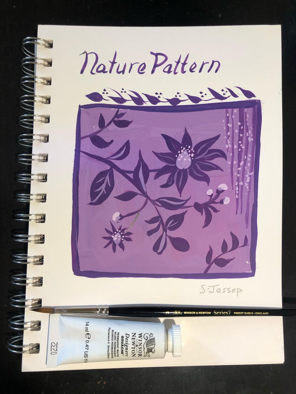 Nature Pattern - image 1 - student project