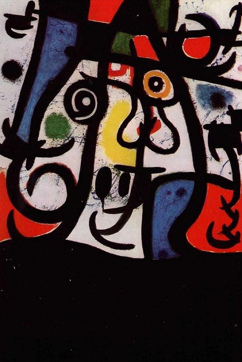 Miro a Miró - image 2 - student project