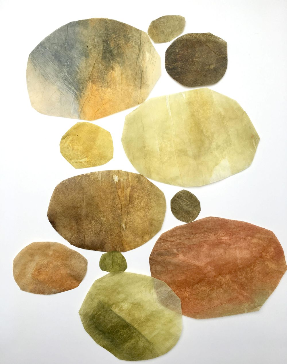 Painted stones - image 5 - student project