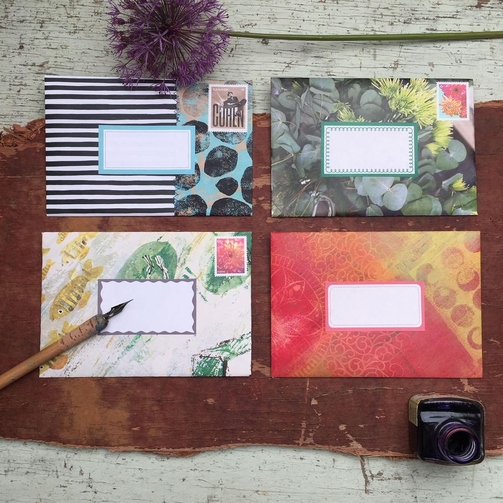 Envelope stash! - image 1 - student project