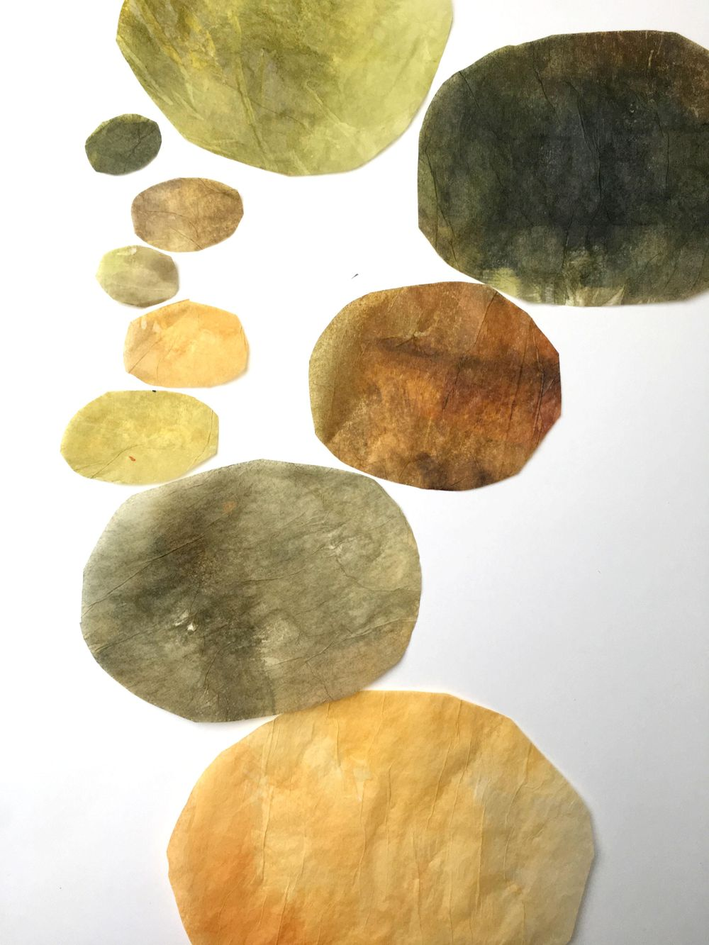 Painted stones - image 4 - student project