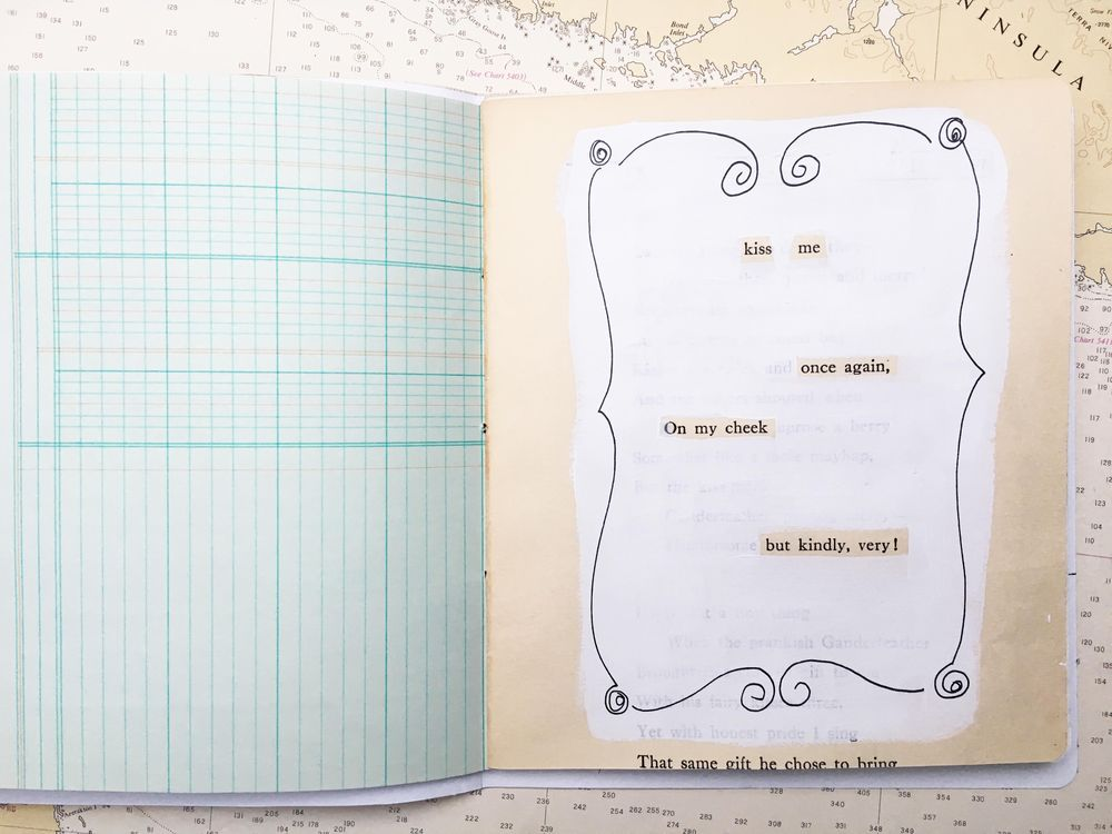 Mermaid themed Gypsy Journal - image 4 - student project