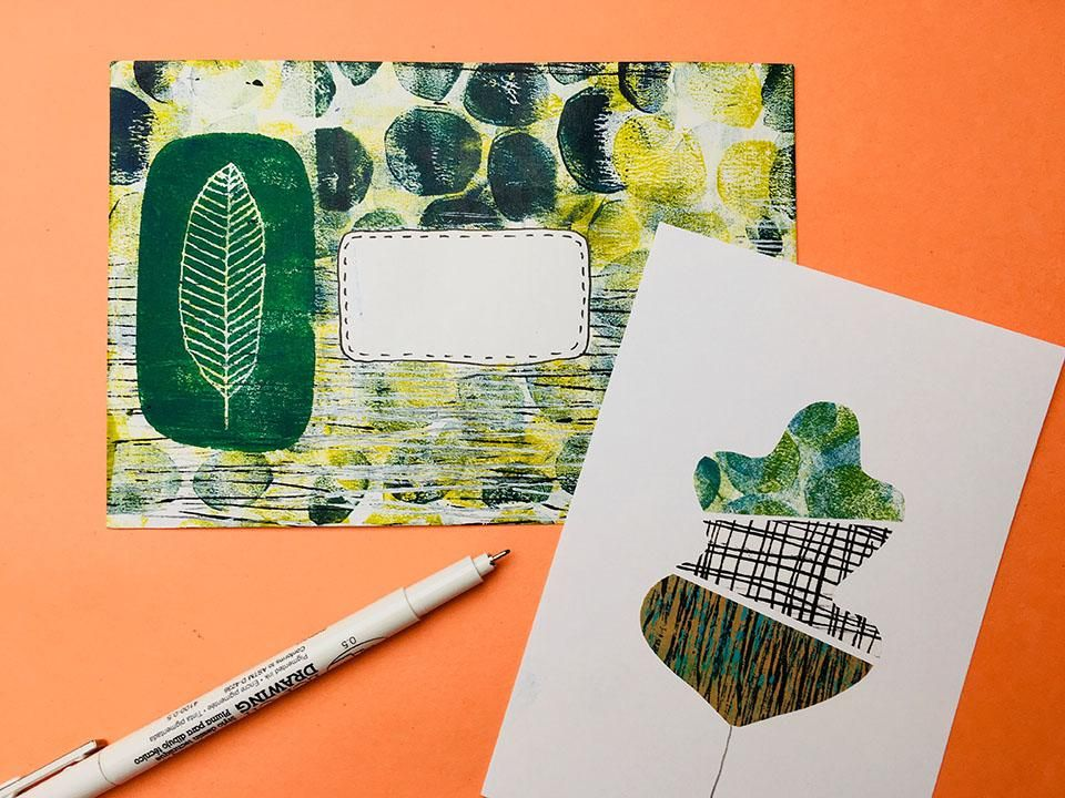 Feeling Leafy! - image 1 - student project