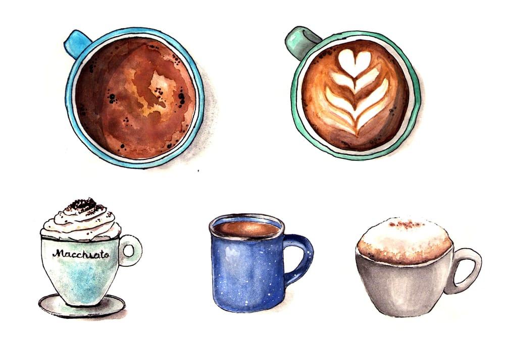Matcha latte - image 1 - student project