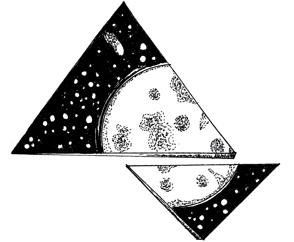 Drawing Galaxies with Fineliners - image 1 - student project