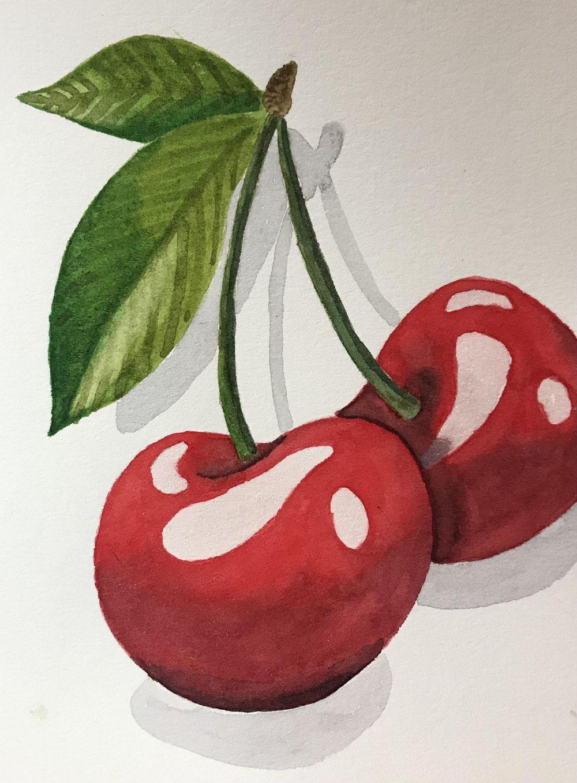 Cherub's Cherries - image 1 - student project