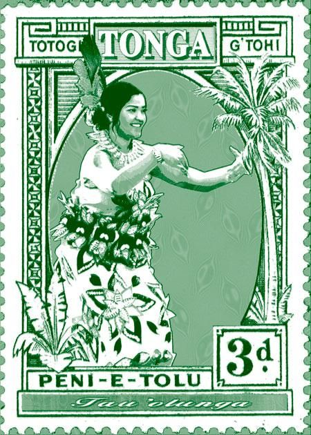 Design of Daughter on Stamp - image 1 - student project