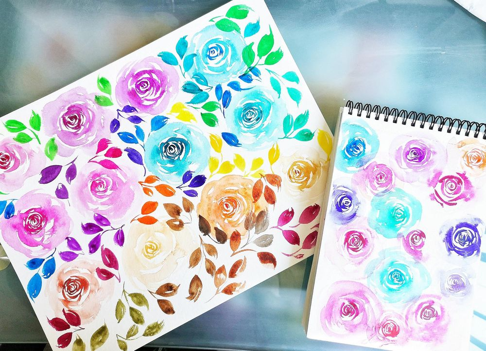 From Blobs to Blooms - image 1 - student project