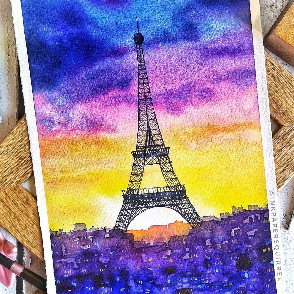 Tour Eiffel - image 2 - student project