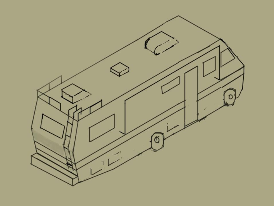 Breaking Bad - RV - image 1 - student project