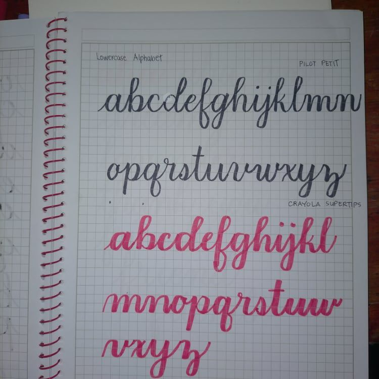 Brush Lettering Basics - Project 2 and 3 - image 1 - student project