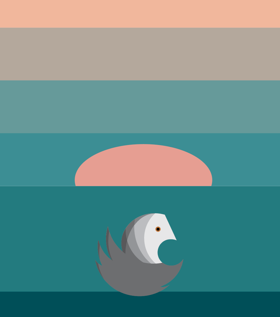Betty the Swan - image 3 - student project