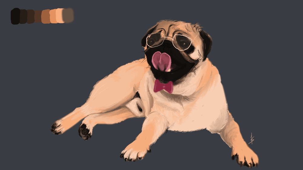 The Pug - image 2 - student project
