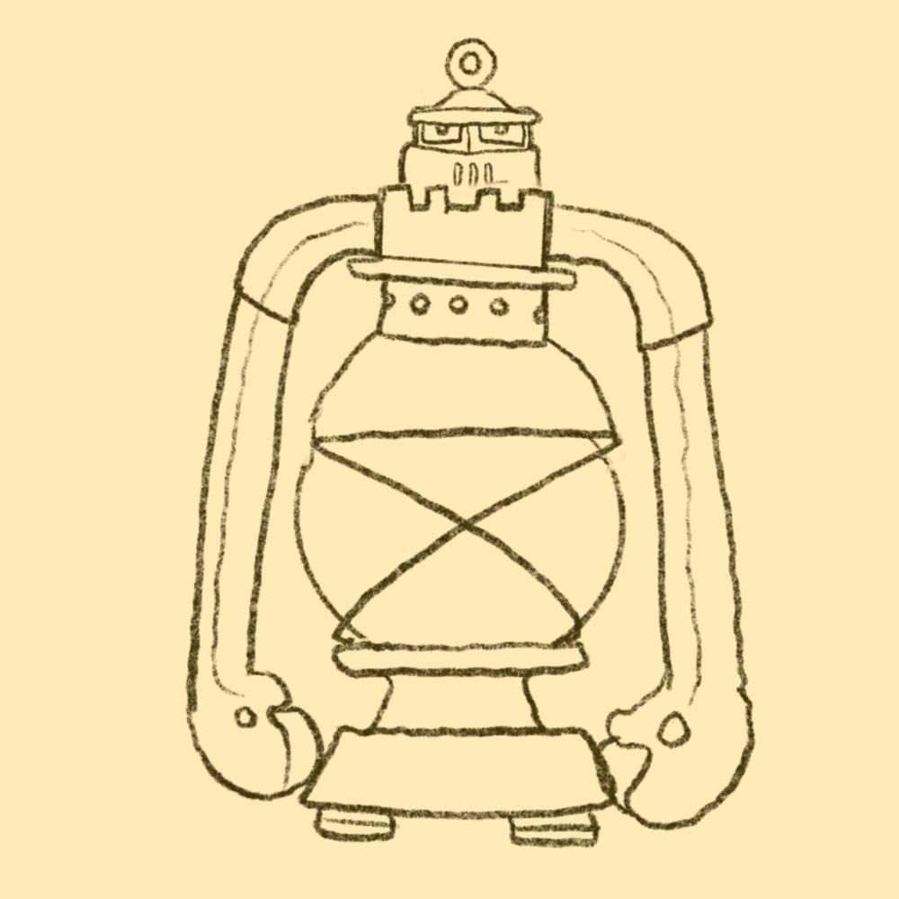 Steampunk Lantern Robot - image 3 - student project