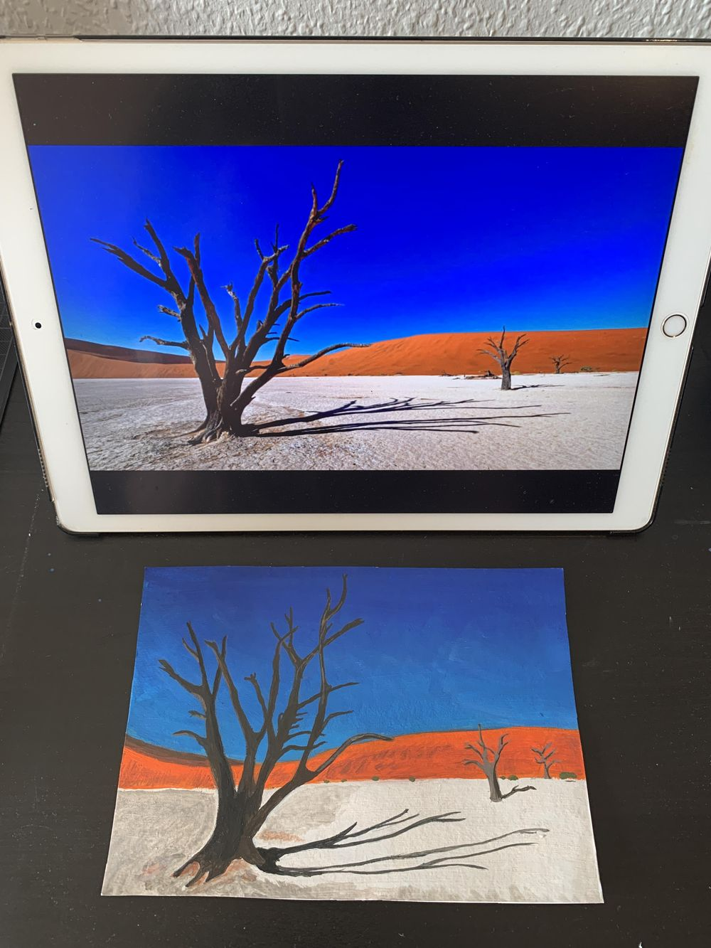 Desert - image 1 - student project
