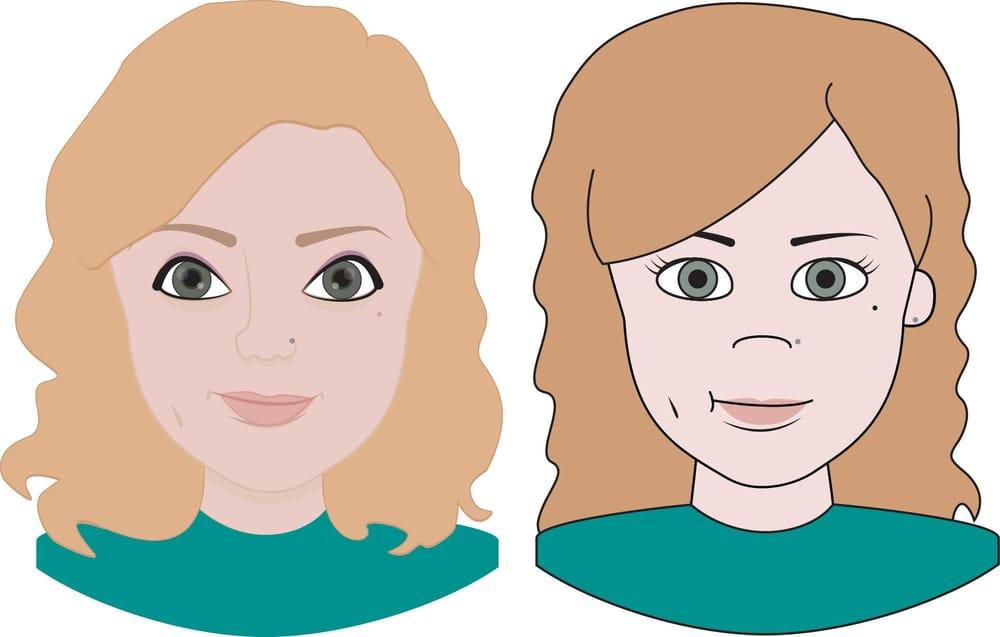 Stylized Likeness - image 1 - student project