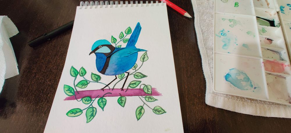 Birdy 2 - image 1 - student project