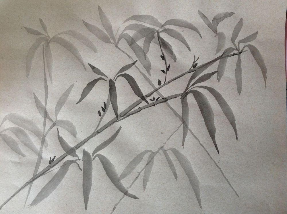 Bamboo friends - image 2 - student project