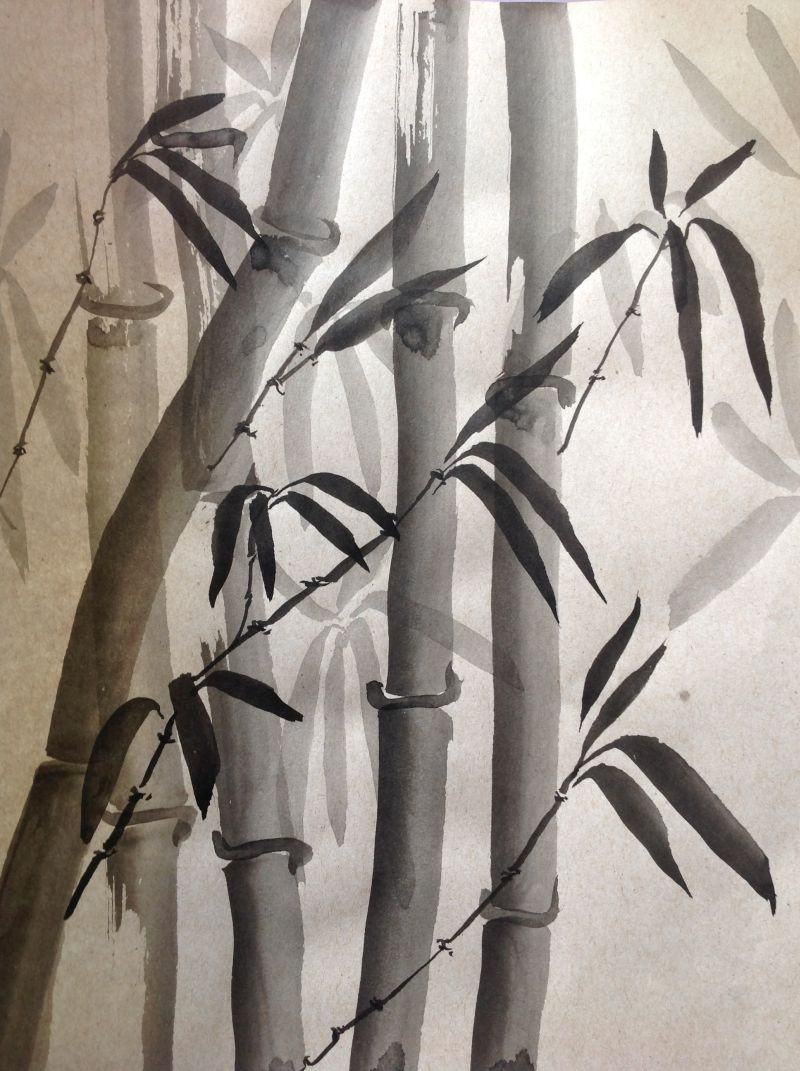 Bamboo friends - image 1 - student project