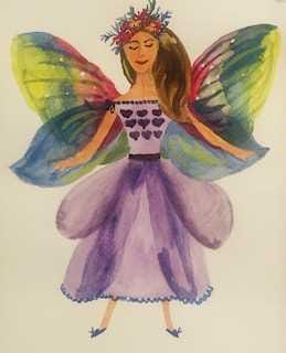 Fairy - image 1 - student project