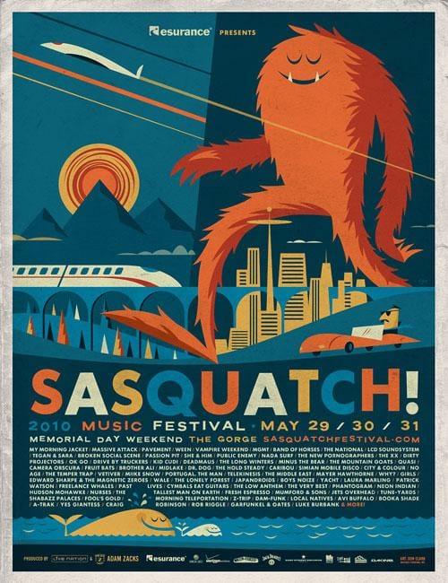 Recreating Sasquatch - image 1 - student project