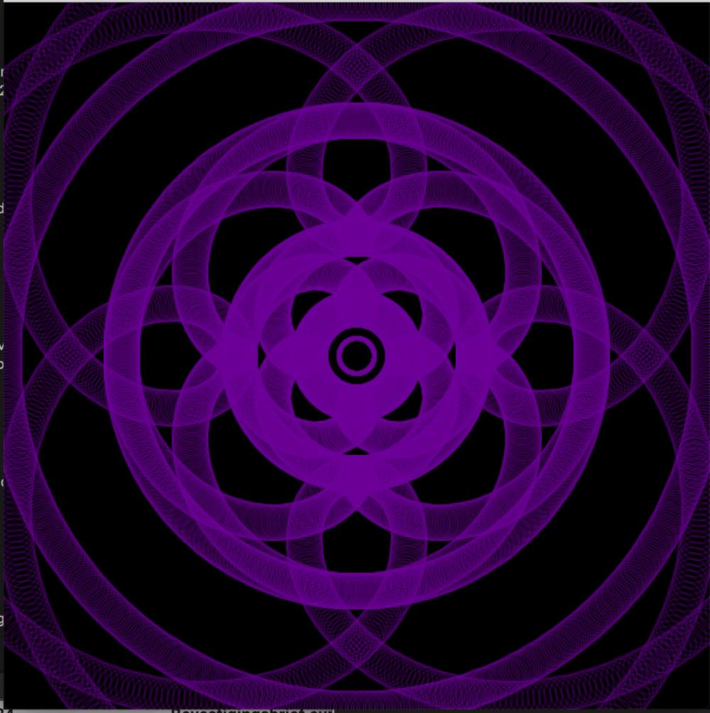 Mandalas - image 1 - student project