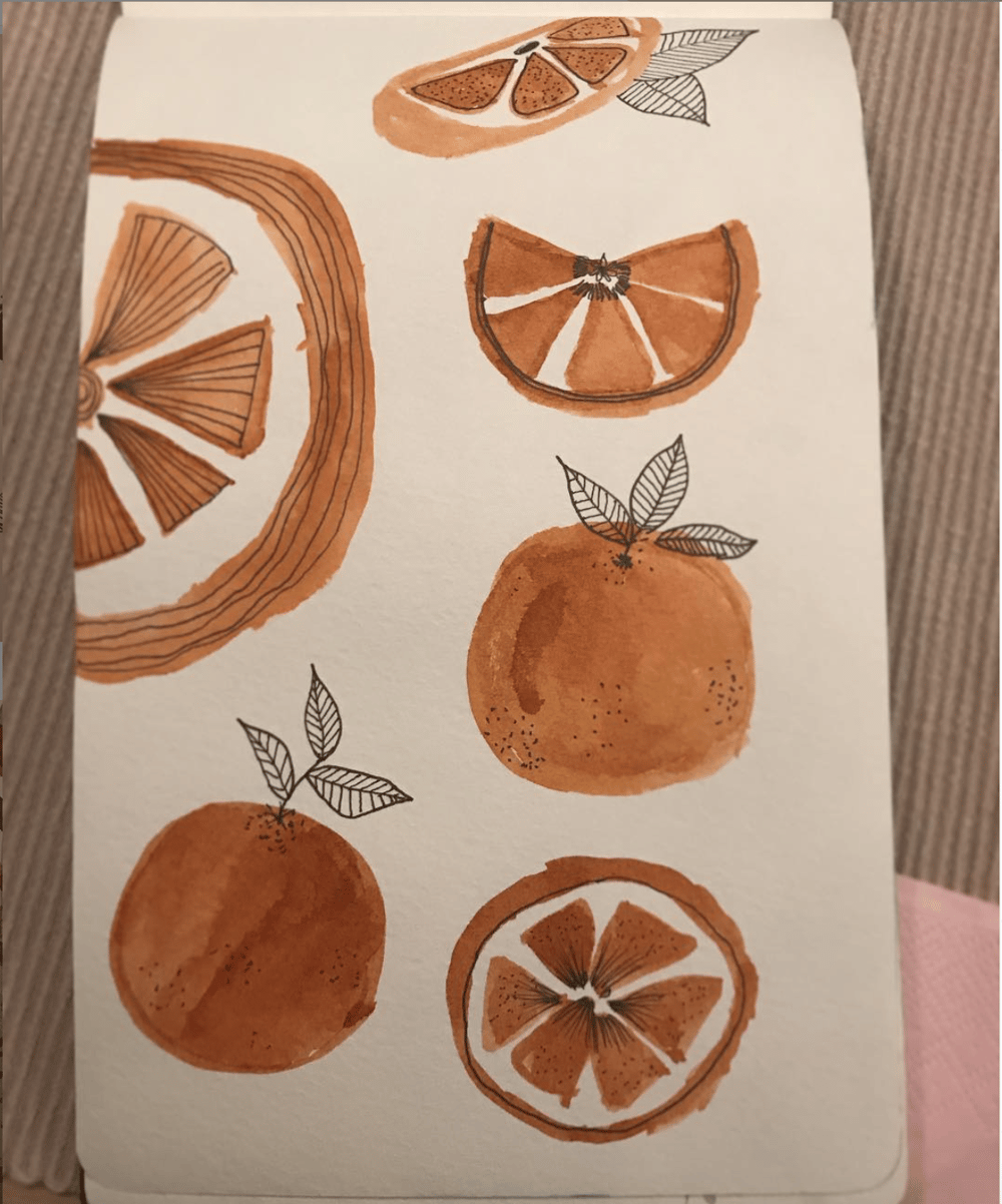 Oranges - image 1 - student project