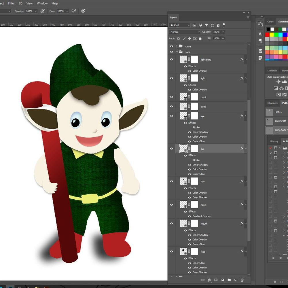 My Little Practice Elf - image 2 - student project